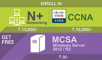 NETWORKING N+ & CCNA