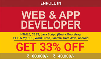 Technomerit Certified Web & App developer